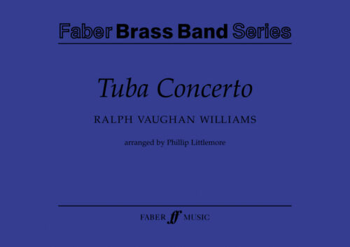 Tuba Concerto Score Brass Band Trumpet Trombone Learn to Play FABER Music BOOK