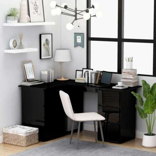 Eckschreibtisch Spanplatte Schreibtisch Arbeitstisch Bürotisch Computertisch