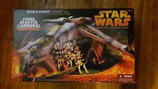 Republic Gunship 2005 STAR WARS Revenge of the Sith ROTS MIB