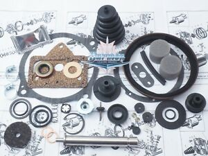 Details about Chevrolet 1955-56 Bendix Treadle Vac Repair Kit