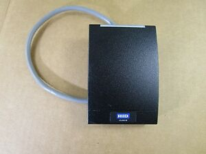 HID iCLASS SE R40 Smart Card Reader 920NMNNEKEA001 90-Day