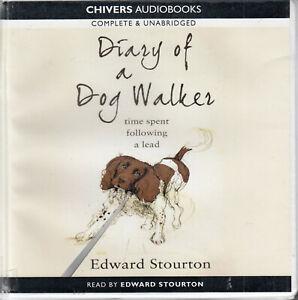 Edward-Stourton-Diary-Of-A-Dog-Walker-4CD-Audio-Book-Unabridged-Memoir-Telegraph