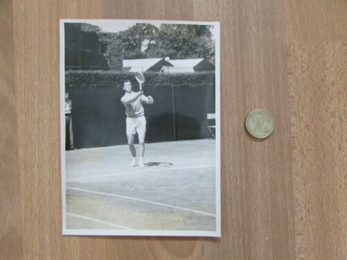 Budge PATTY 1950's USA World no 1 & Wimbledon TENNIS Player Original Photo #3