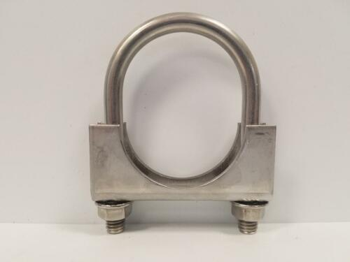 HEAVY DUTY Stainless steel  U-Bolts for tube size 1.5in