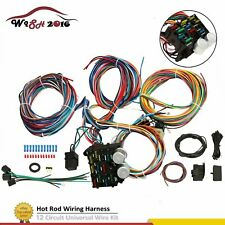 1928 1929 1930 1931 ford model a 12 circuit wiring harness wire kit street  rod for sale online | ebay  ebay