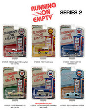 RUNNING ON EMPTY SERIES 2 SET 6 CARS 1/64 DIECAST MODEL CARS BY GREENLIGHT 41020