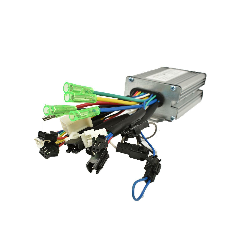 E-bike sinus Controller 36 48v 250-1500w max.25a sensores Hall