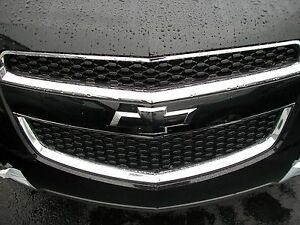 VINYL SHEETS Chevy Equinox Bowtie overlay blackout decal ...