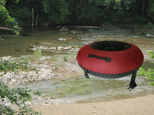 HUGE River Rafting Inner Tube Cover New with Attaching Buckles