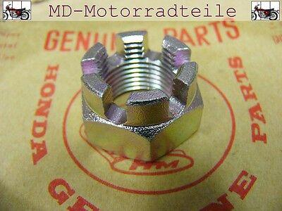 rear axle Honda CB 750 Four K0 K1 K2  Kronenmutter Splint für Steckachse Nut