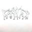 Stanzschablone-Tanzen-Yoga-Oster-Weihnachts-Geburtstag-Hochzeit-Album-Karte-DIY Indexbild 5