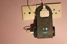 Cool Charger Holder Gadgets Cell iPhone wall charging station FELT docking