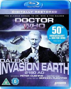 Daleks-Invasione-Terra-2150-ad-Blu-Ray-Nuovo-Blu-Ray-OPTBD2530