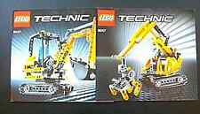 NEW Lego Town City CONSTRUCTION 8047 Compact Excavator Digger