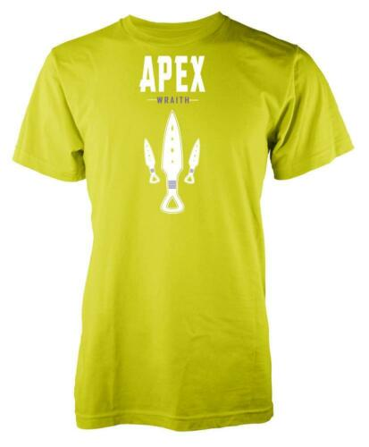 Apex Wraith Gaming Legend Kids T Shirt