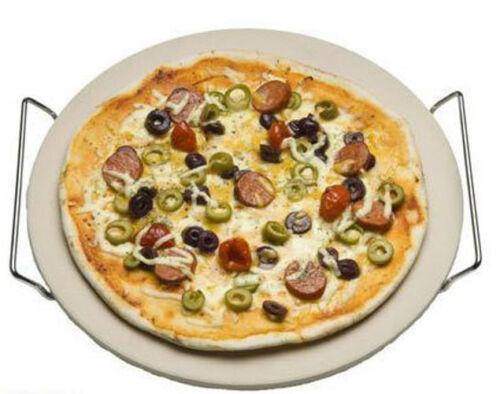 Pierre pizza pour barbecue pour grill à gaz CADAC chef Delux holzbackofen pour weber NEUF