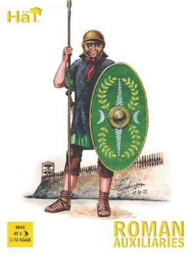 Römische Hilfs-Infanterie HäT 8065-1//72
