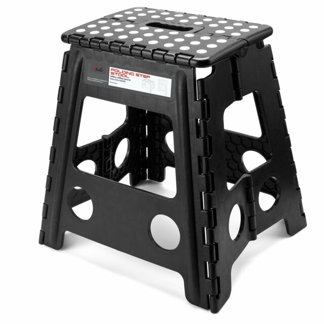Super Strong Folding Step Stool For Adults And Kids 16