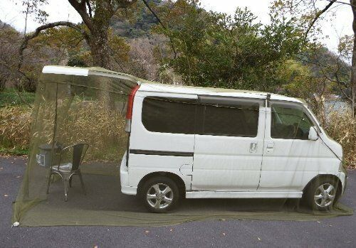 Camping net, Automobile mosquito net ship from from from Japan c5e9bf