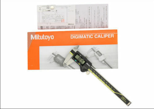 "Japan Mitutoyo 500-197-20//30 200mm//8/"" Absolute Digital Digimatic Vernier Caliper"