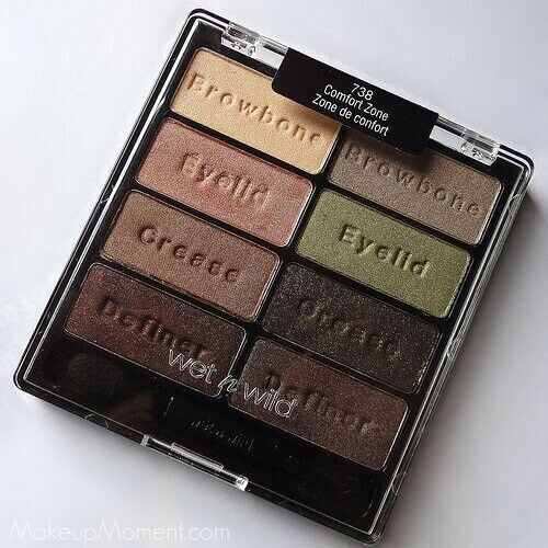 Wet N Wild Coloricon Color Icon 6 Eyeshadow Palette Vanity 249 For Sale Online Ebay