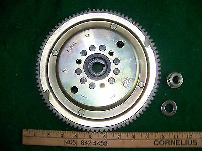 YAMAHA 40HP (80's era): FLY WHEEL - ROTOR ASSEMBLY