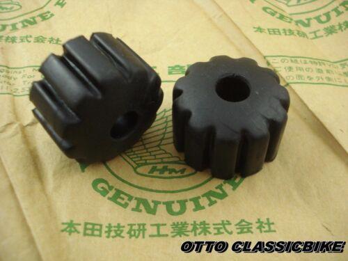 Honda CB250 CB350 CB360 CL350 CL360 CM250 CX500 Cushion fule tank front 2pcs
