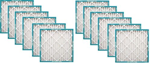 "12 ea Flanders 80055.022030 20/"" x 30/"" x 2/"" Pre-Pleat 40 Furnace Air Filter"