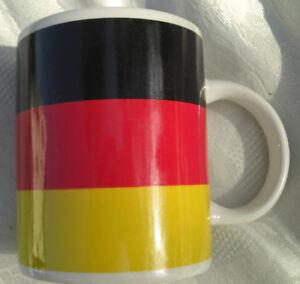 Kaffeetasse, Teetasse, Kaffeepott, Tasse zur WM, Motiv Deutschland Flagge, neu - Lichtenberg, Deutschland - Kaffeetasse, Teetasse, Kaffeepott, Tasse zur WM, Motiv Deutschland Flagge, neu - Lichtenberg, Deutschland
