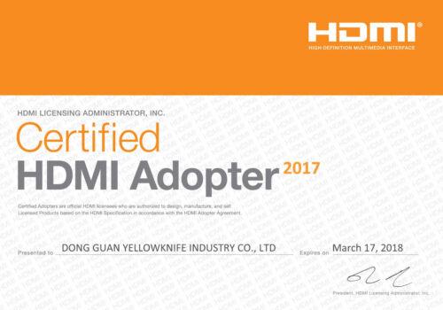 Short//Long HDMI Cable v2.0 3D Ultra HD 4K@60Hz 2160p 1080p Ethernet HEC ARC 18Gb