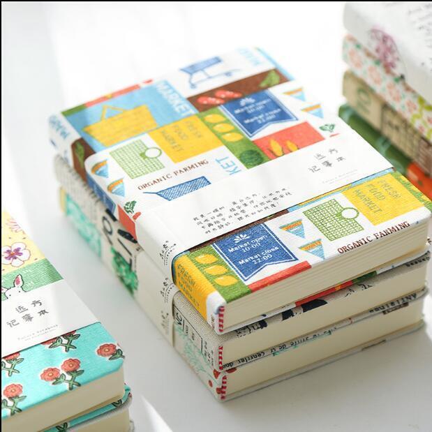 """My Hometown"" 1pc Journal Diary Blank Paper Pocket Notebook Sketchbook Notepad"