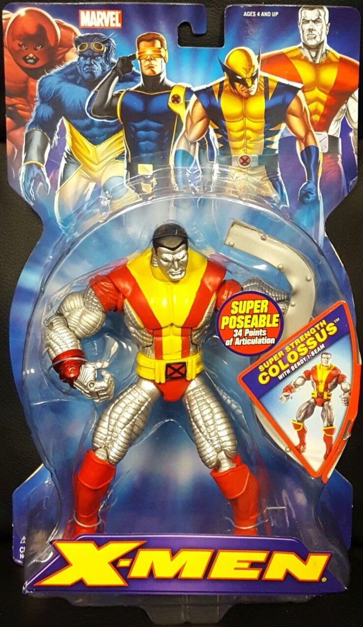 2006 TOYBIZ MARVEL X-MEN CLASSICS SUPER STRENGTH COLOSSUS 6