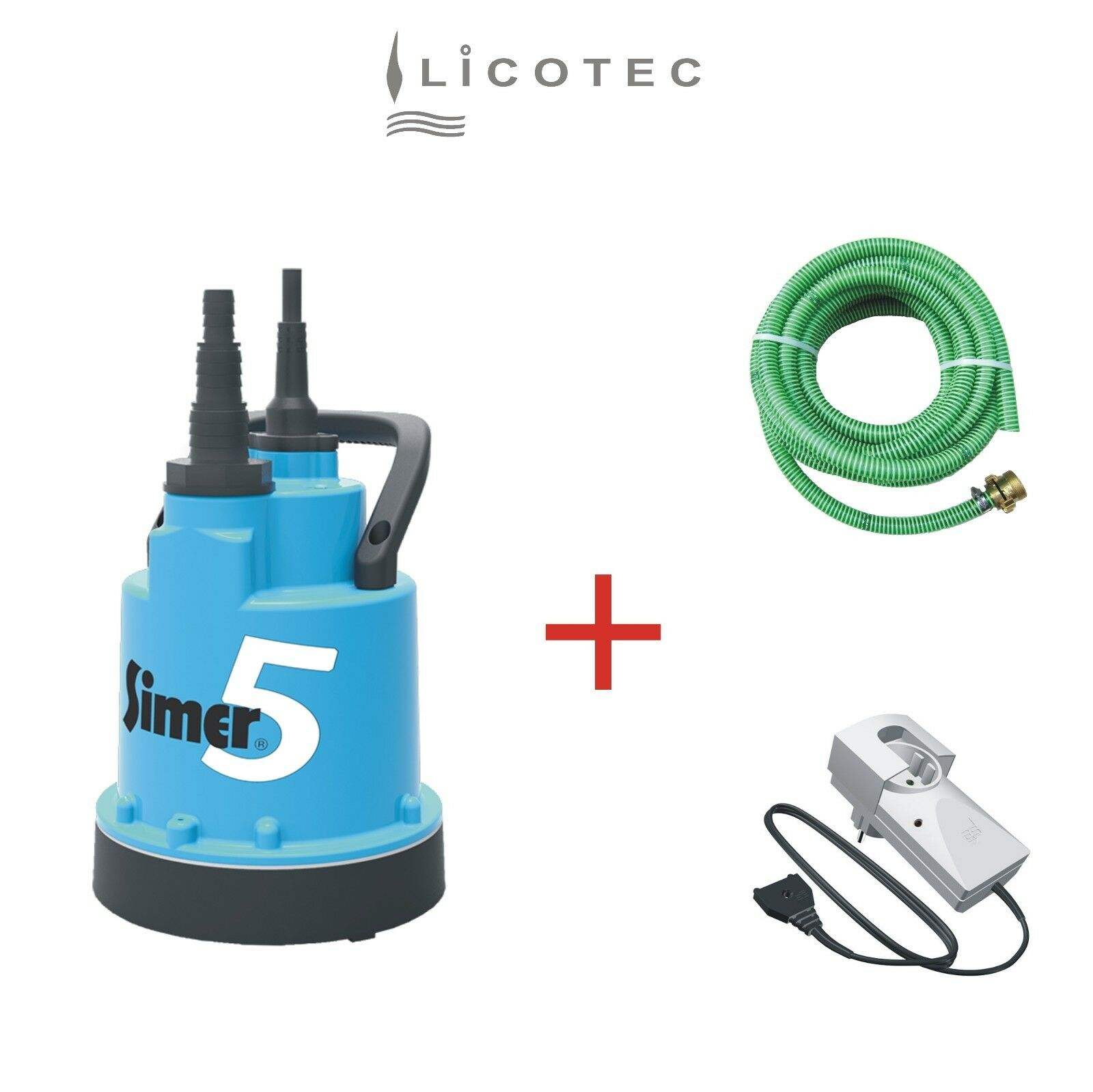 Young Pumps Flat Cleaner Submersible Pump