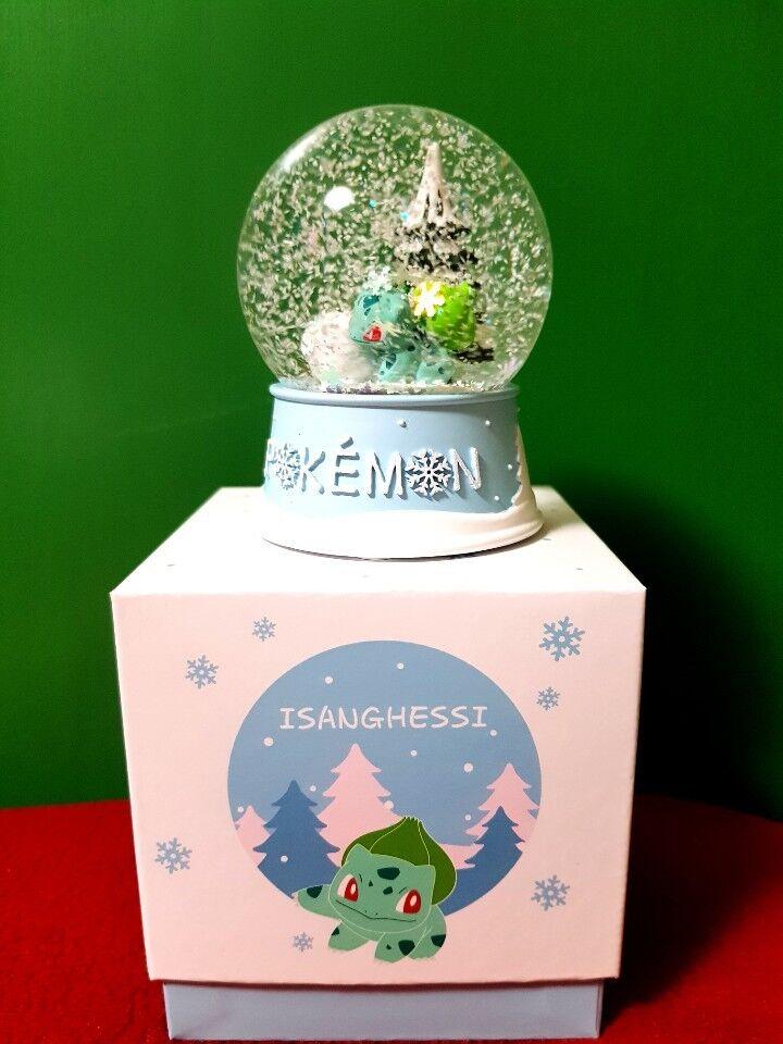 Lotteria Pokemon Snow Ball Snow Flower Edition Isanghessi Snowball