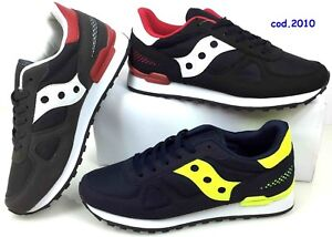 SAUCONY UOMO DONNA GINNASTICA SNEAKERS SPORT CASUAL PALESTRA Running Jazz Shadow