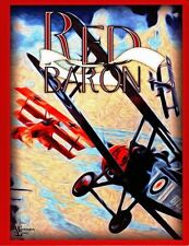 NEW, Red Baron, by Worthington Games, WW1 air combat game; in ziplock