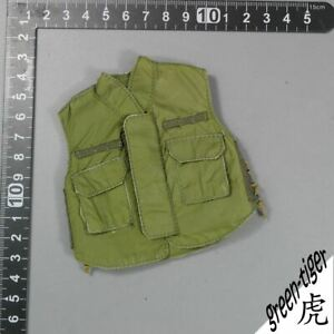 1-6-1-6-Scale-ace-13035-Vietnam-War-Action-figure-parts-M68-flak-jacket-US-Army