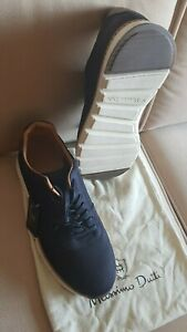 Dutti Sneakers Massimo 100Leather 2112322400 2019 Navy Zu 11 Men R Blue 44 New Details 0wOPk8n