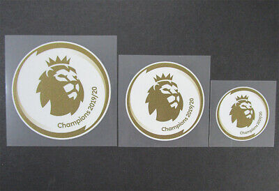 Avery Dennison Liverpool offical player size names Premier League champions