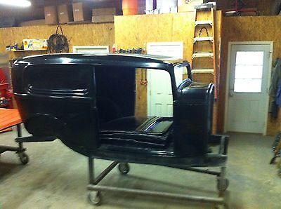 32 Ford Tudor Sedan 2 Door Lower Patch Skin Set 1932