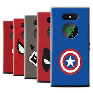 Gel-TPU-Case-for-Razer-Phone-2-Super-Hero-Comic-Art