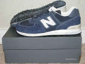 9a34813d923 Invincible x New Balance ML574INV Navy Blue/Sail Mens Size 10.5 DS ...