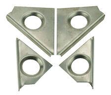 Escort Mk1 Mk2 Bulkhead to Inner Wing / Front Panel to Slam Panel Gusset Plates