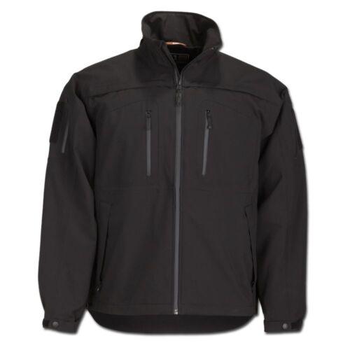 5.11 Sabre Jacket 2.0 Nässeschutz Jacke Kapuzenjacke  Outdoor schwarz