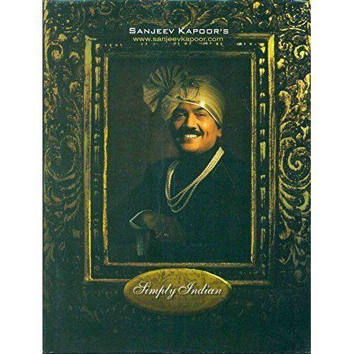 1 of 1 - (Good)-Simply Indian (Hardcover)-Sanjeev Kapoor-8179911152