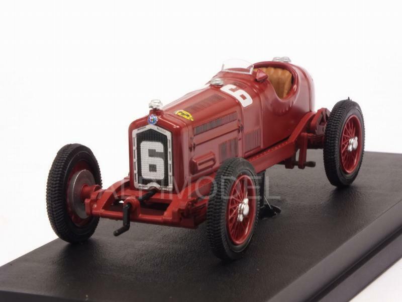 Alfa Romeo P3 Tipo B Winner GP Montreaux 1934 C.F.Trossi 1 43 RIO 4601