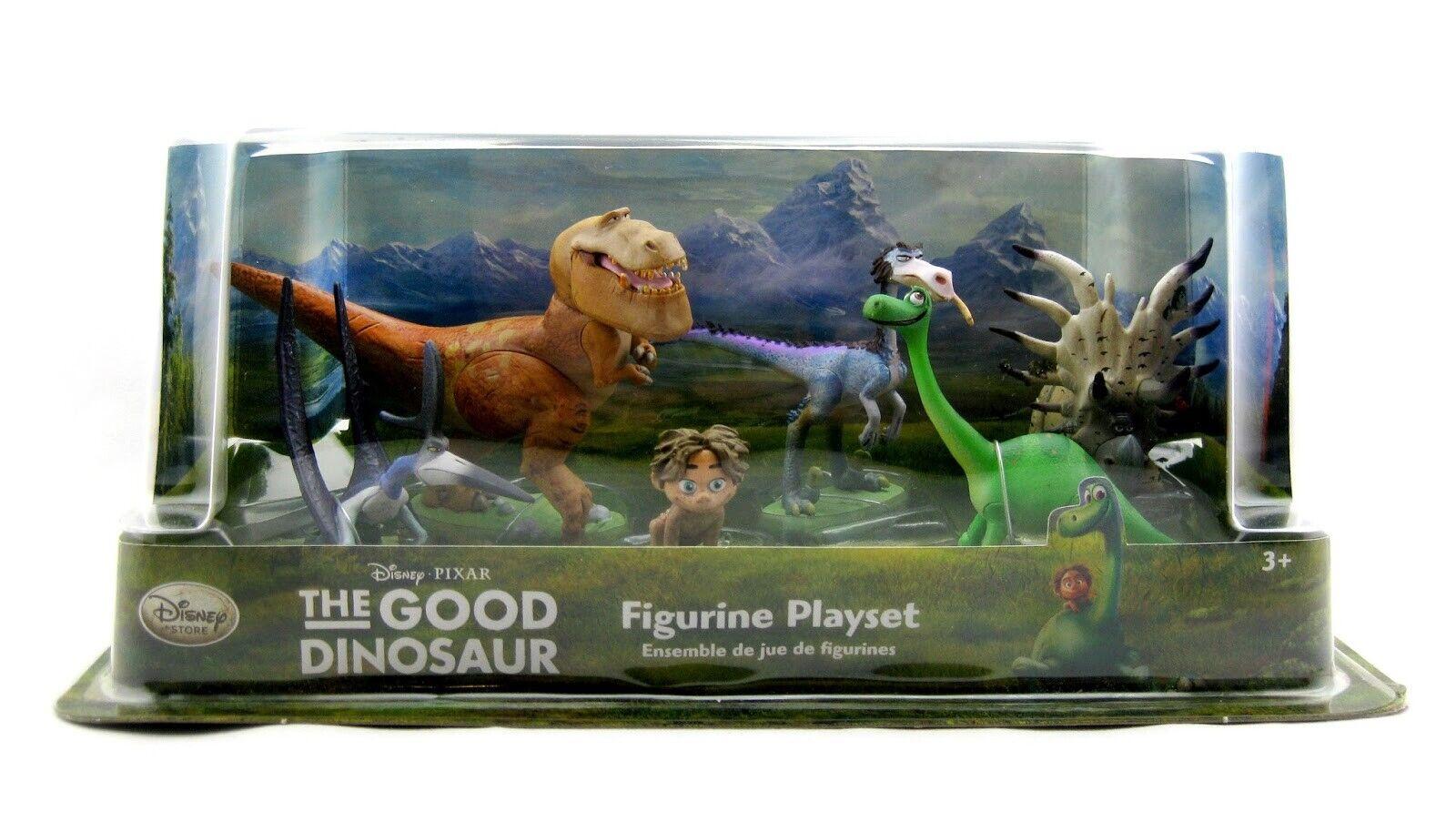 The Good Dinosaur 6 Piece Figure Play Set      N 2240
