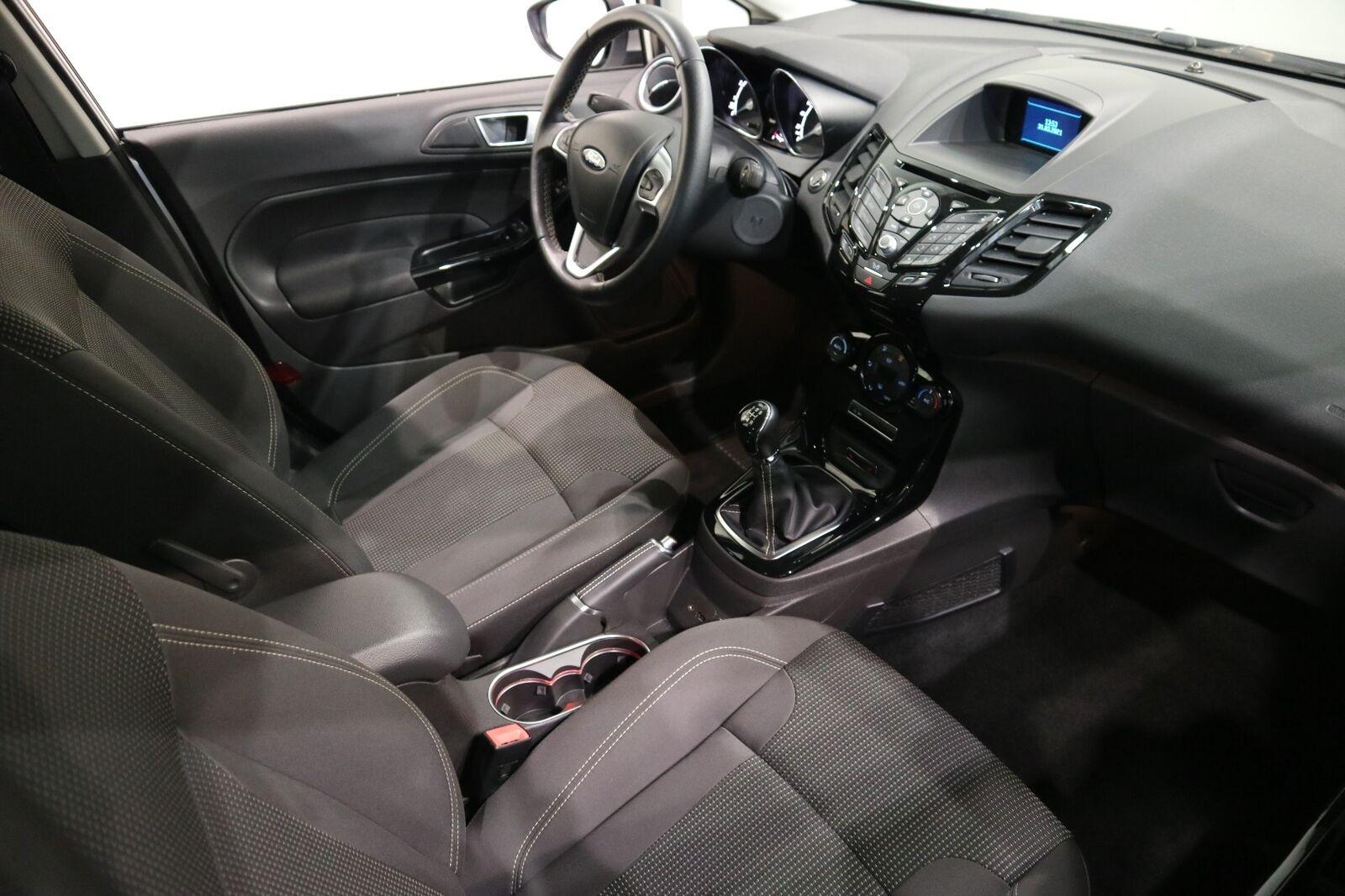 Ford Fiesta 1,1 Trend - billede 13