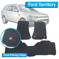 Ford Territory - (2011-current) - Tailored Car Floor Mats