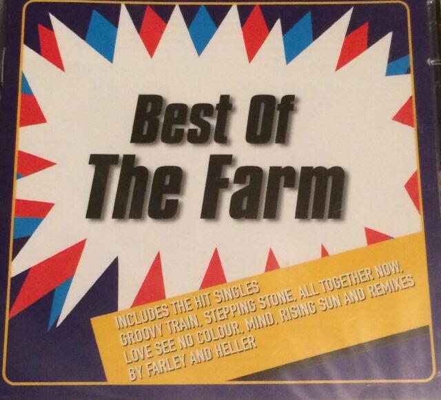The Farm - Best of the Farm ( 2 Cd Set ) Freepost !!!